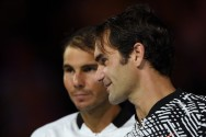 Nadal vs Federer: Final Kepagian di Indian Wells