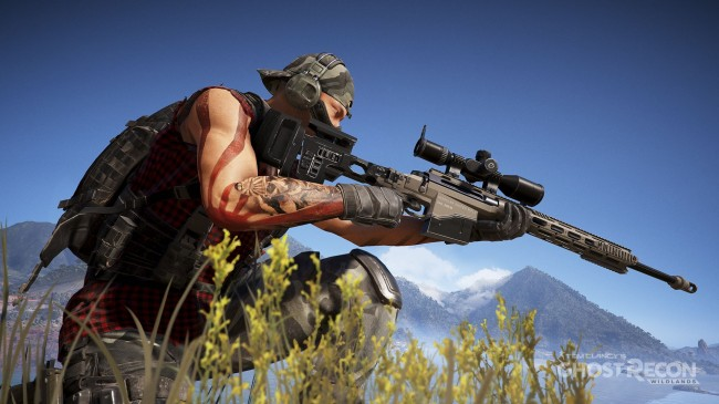 Tips Jadi Penembak Runduk Ulung di Ghost Recon: Wildlands
