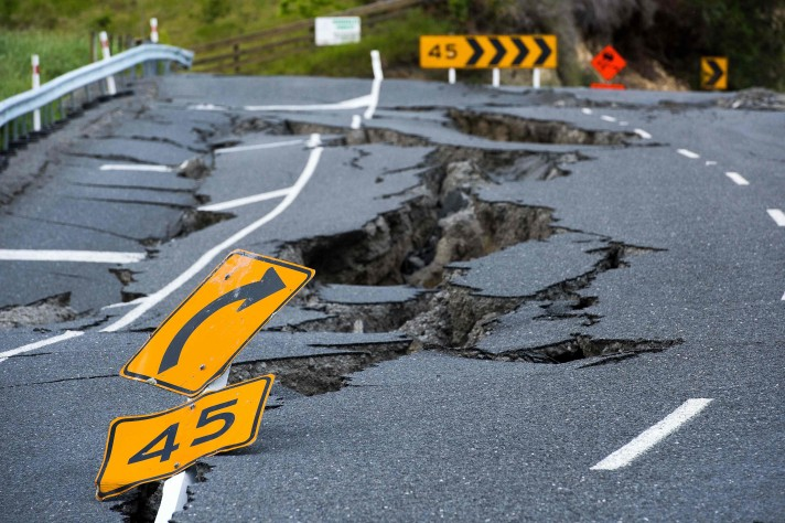 Earthquake Blamed for Tepid New Zealand Growth