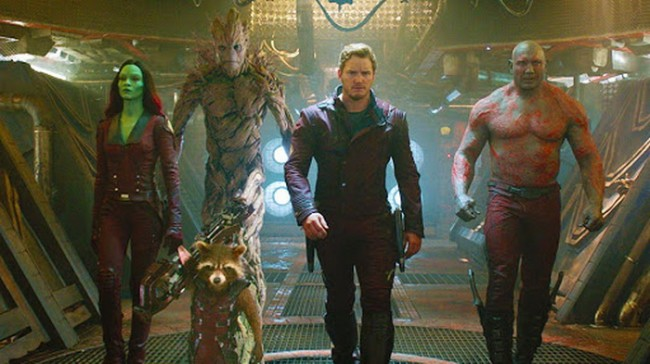 James Gunn Pastikan Guardians of the Galaxy 3 Dibuat