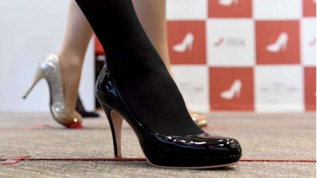 High Heels Could Trigger These  3 Injuries