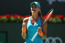 Mladenovic Depak Wozniacki dari Indian Wells