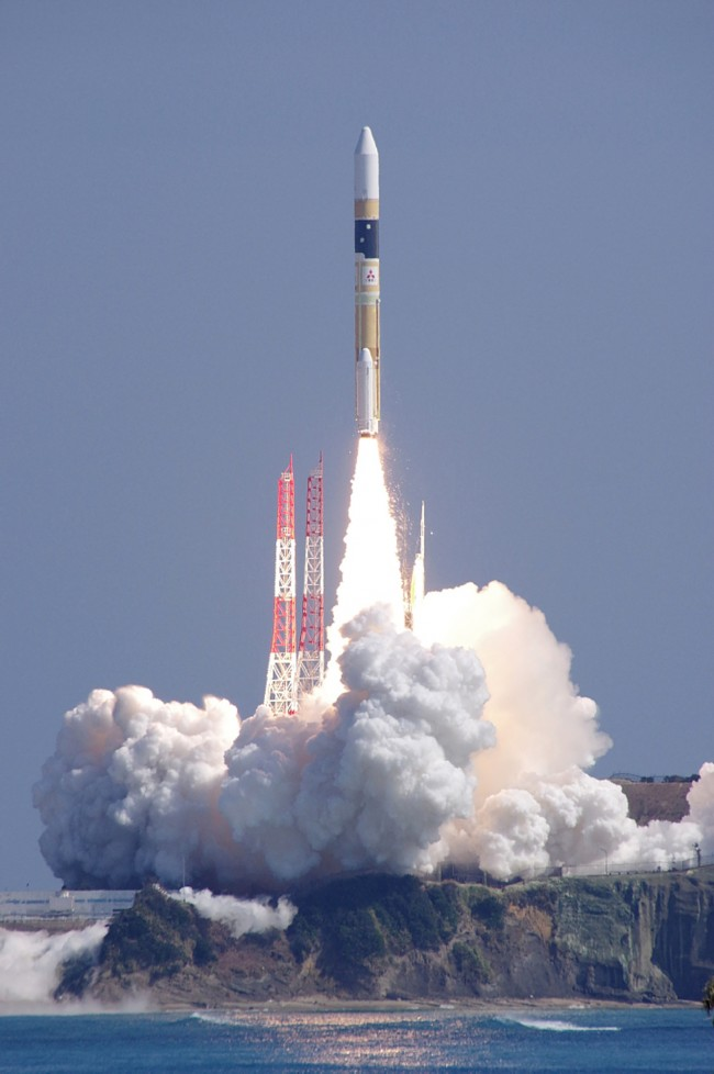 Japan Launches Latest North Korea Spy Satellite
