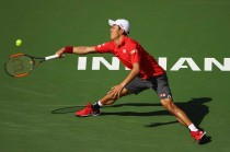 Nishikori Terhenti di Perempat Final Indian Wells