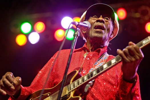 Legenda Rock and Roll Chuck Berry Meninggal Dunia