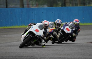 Pembalap Yamaha Dominasi Podium Seri Pembuka Indospeed Race Series 2017