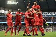Liverpool Tahan Imbang City 1-1