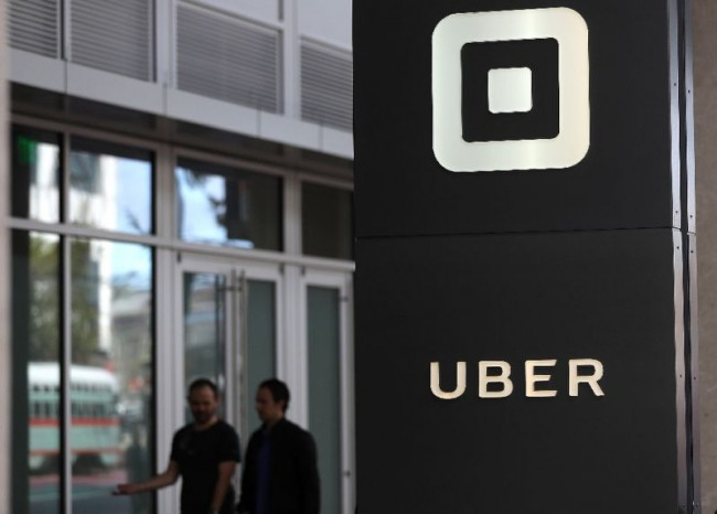 Uber President Jones Leaves After Six Months