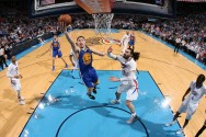 Warriors Kalahkan Thunder 111-95