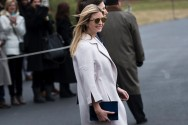Ivanka Trump Has White House Office