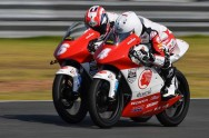 Pembalap Asia Talent Cup dari Indonesia, Optimis di Losail
