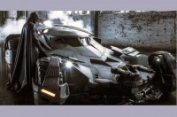 Batmobile Baru Siap 'Mejeng' di Film Justice League