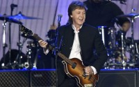 Garap Album Baru, Paul McCartney Gandeng Produser Adele