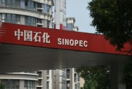 China Oil Giant Sinopec Posts 44% Jump in Net Profit