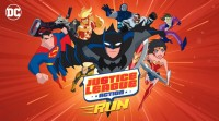 Justice League Action Run, Game Action Runner dari DC Comics