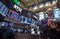 Wall Street Menguat Terdorong Data Ekonomi AS