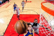 Warriors Tekuk Rockets 113-106