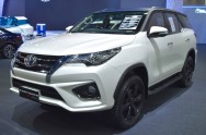 All New Toyota Fortuner Tampil Agresif Bergaya TRD Sportivo