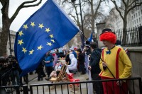 Britain and EU Face Years of Trade Talks