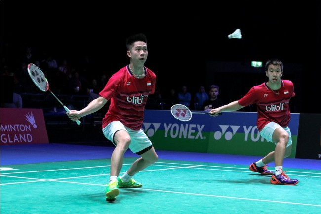 Wakil Indonesia Sisa Tiga di Perempat Final India Open