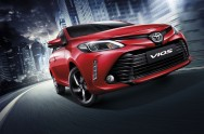 New Toyota Vios, Lawan Sepadan New Honda City