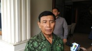 Wiranto Meets Conservative Muslim Leaders