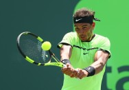 Rafael Nadal Tembus Final Miami Open