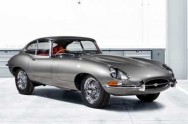 Jaguar E-Type 'Reborn', Siap Debut di Techno-Classica Essen Show