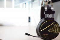 Menjajal Headset Gaming Gamdias Hebe M1