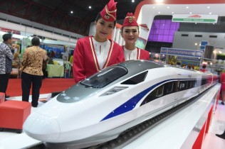 KCIC Signs EPC Contract for Jakarta-Bandung High-Speed Railway