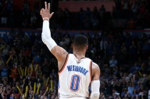 Westbrook Cetak 41 Triple-Double, Thunder Tekuk Bucks 110-79