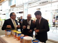 US Vice Ambassador Promotes American Food Products