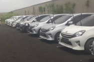 Toyota Agya Community Banjir Acara di Awal April