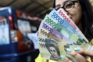 JISDOR Slightly Depreciates to Rp13329 Per Dollar