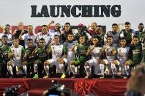 PS TNI <i>Launching</i> Tim di Markas Semen Padang