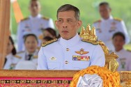 Thai King to Sign Junta's New Constitution