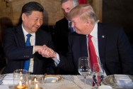 Trump, Xi at Mar-a-Lago for High-Stakes Summit