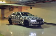 <i>Spy Shot</i> Utuh BMW Seri-5 di Indonesia