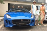 Jaguar F-Type British Design Edition, Eksklusif Hanya 1 Unit