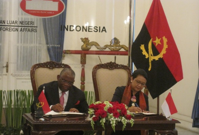 Angola Supports Indonesia's Bid for UN Security Council Seat