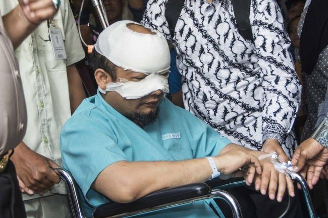Police Investigate Acid Attack on Novel Baswedan, Examine 15 Witnesses