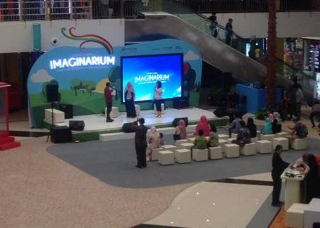 Megapolitan Developments Gelar Imaginarium