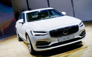 Volvo S90 2018, <i>from China for the World</i>