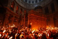 Orthodox Christians Celebrate