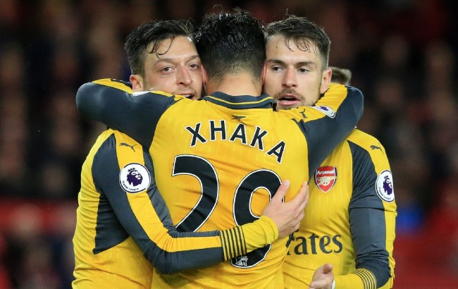 Curi Poin di Markas Middlesbrough, Arsenal Jaga Persaingan Empat Besar