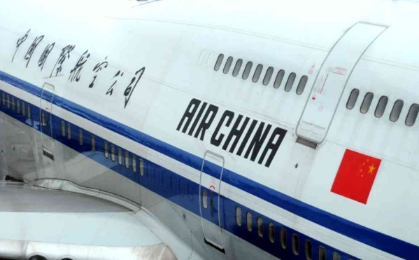 Air China Tutup Rute Penerbangan Tiongkok-Korut