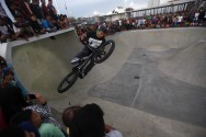 Kalijodo Dipertimbangan Jadi <i>Venue</i> BMX Asian Games 2018