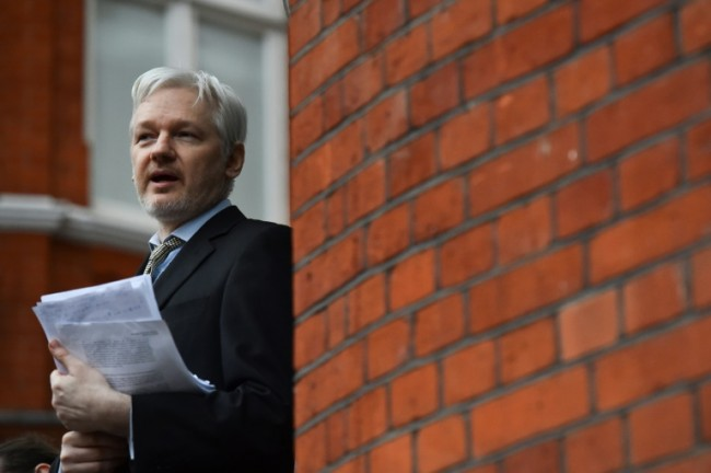 Arrest of WikiLeaks's Assange A