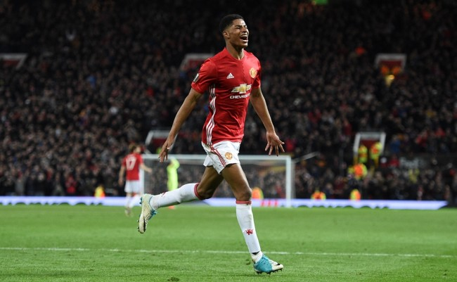 Scholes: Rashford Bisa Samai Level Neymar