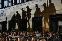 Large Crowds As Australia And New Zealand Mark Anzac Day